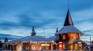 Visit Lapland for a winter break