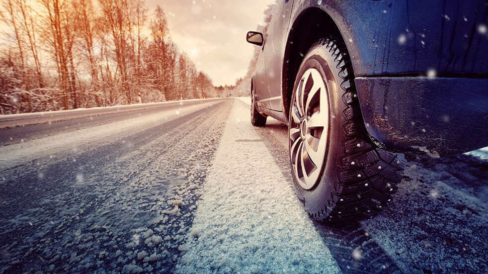 Safer winter driving: tips for driving on icy roads
