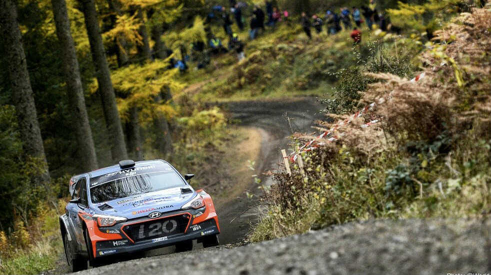 Spectator guide to the World Rally Championship