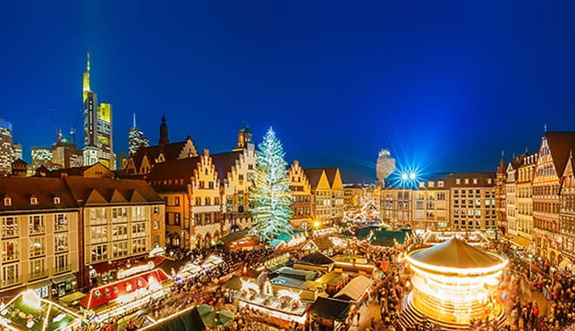 The best Christmas markets in the UK and Europe