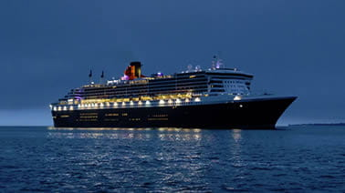 Try your first cruise holiday with Barrhead Travel and Cunard