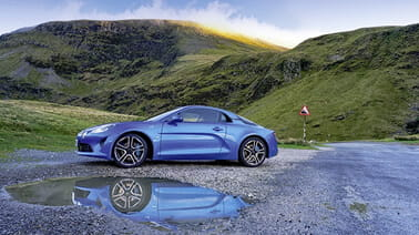 New car review: the Alpine A110