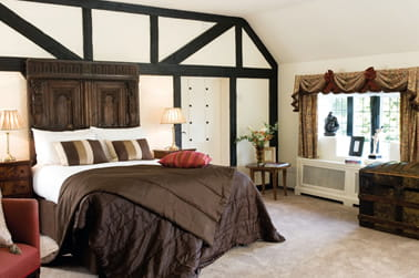 Ghyll Manor bedroom