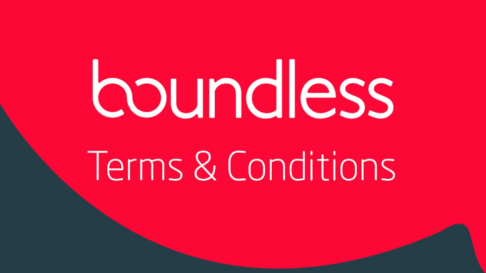 Boundless T and Cs