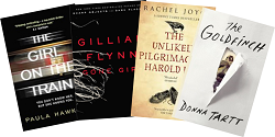 Selection of Book Cover for Book of the Month