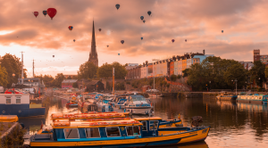 Bristol International Balloon Fiesta Rally