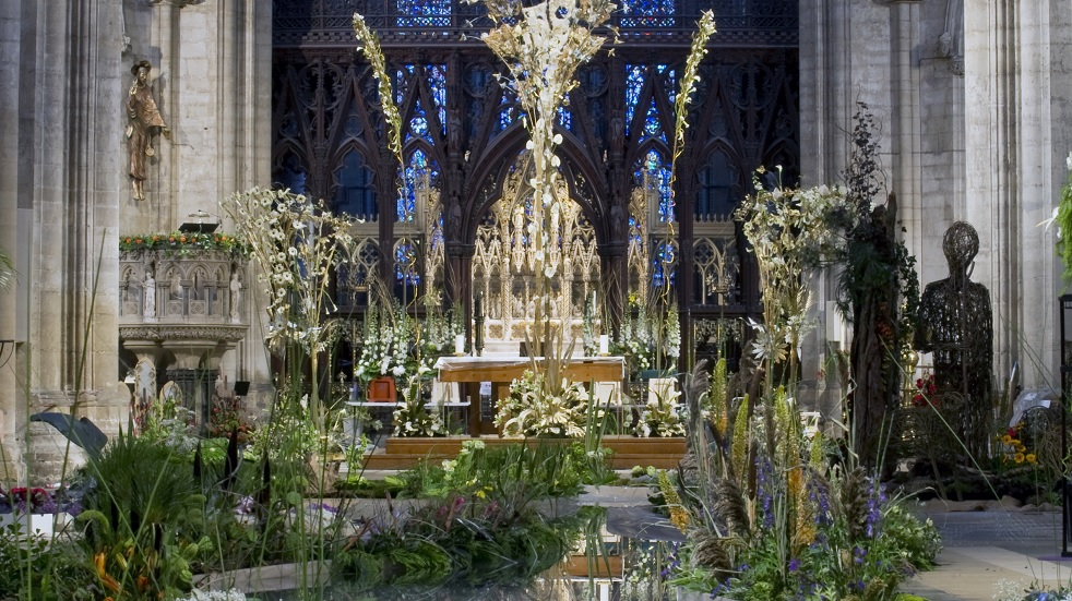Ely Cathedral Flower Festival