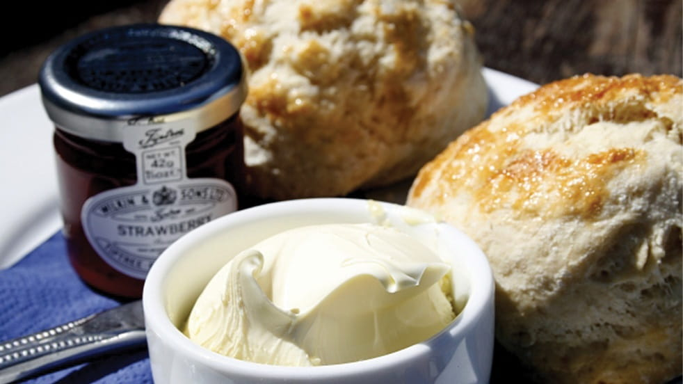 Enjoy a taste of the West Country