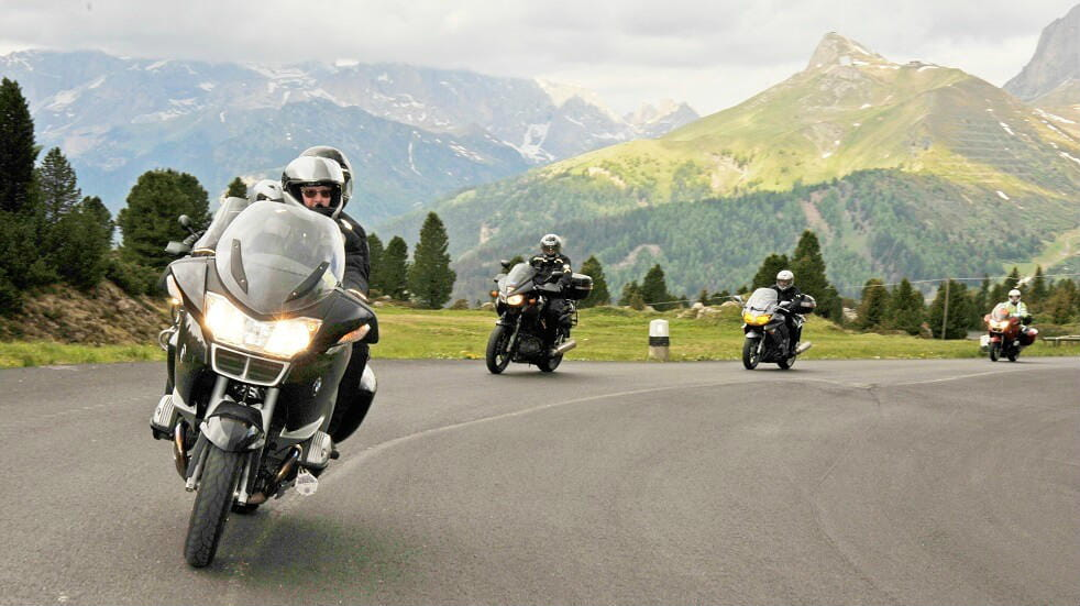 Motorcycle Group Tour