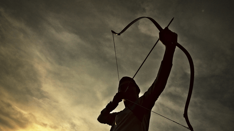 Bow and Arrow Cover Photo