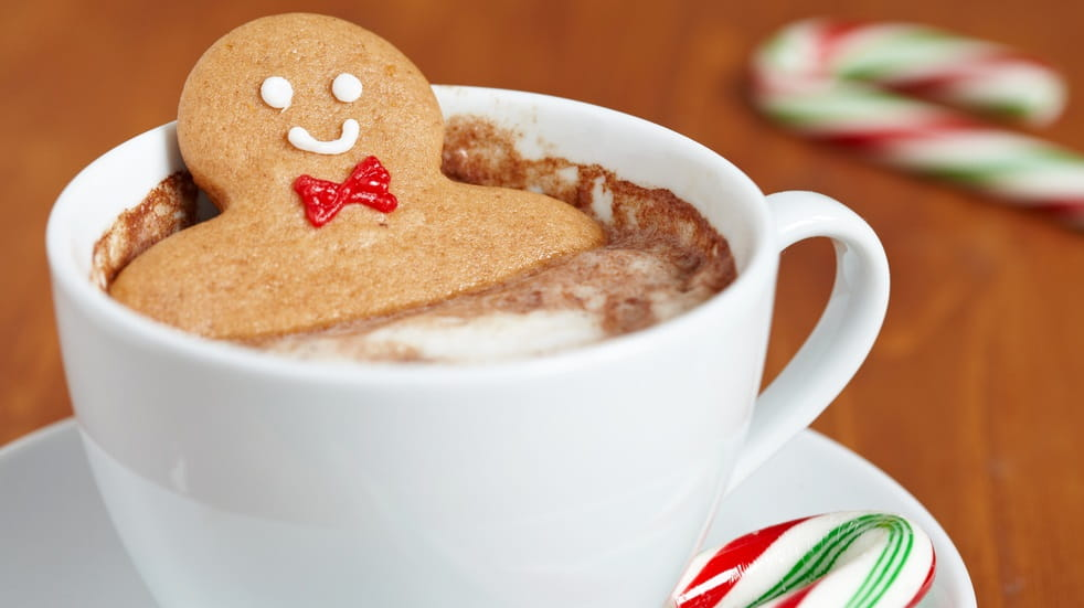 Christmas Hot Drink