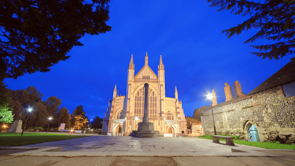 Winchester Cathedral Cover Photo