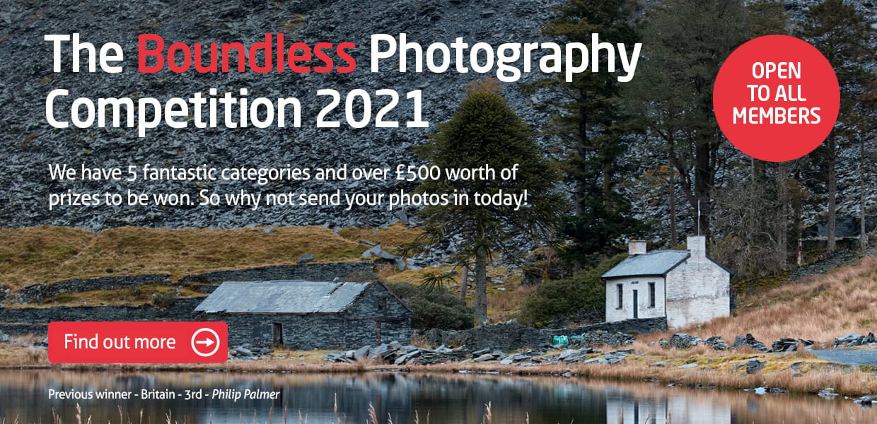 The Boundless Photography Competition 2021