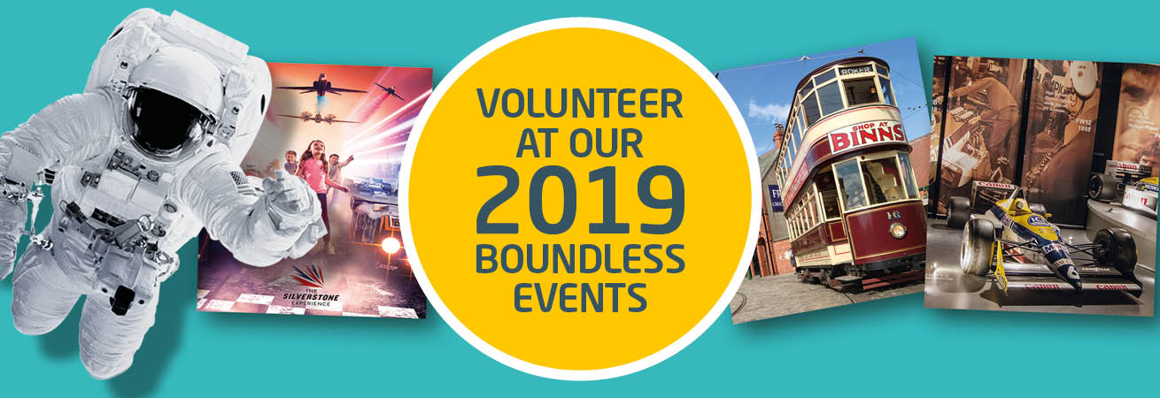 Volunteer with Boundless