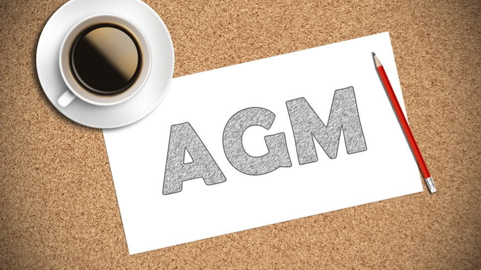 Local Groups AGM's
