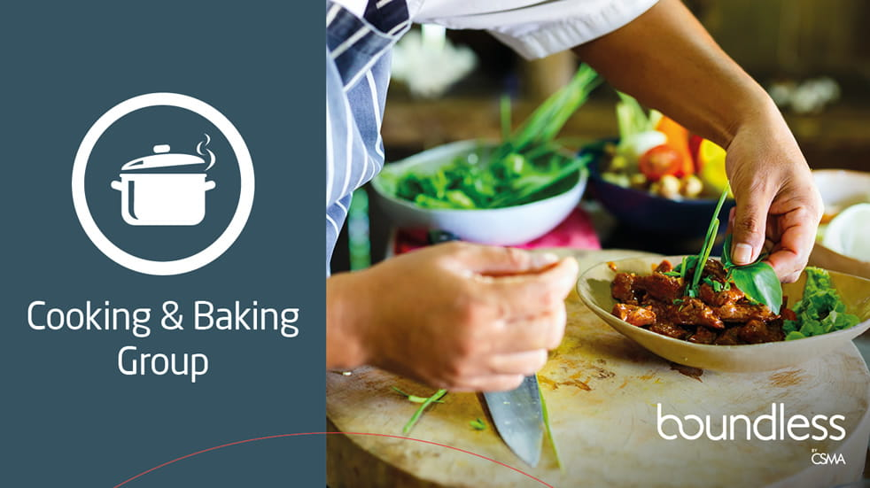Cooking & Baking Group