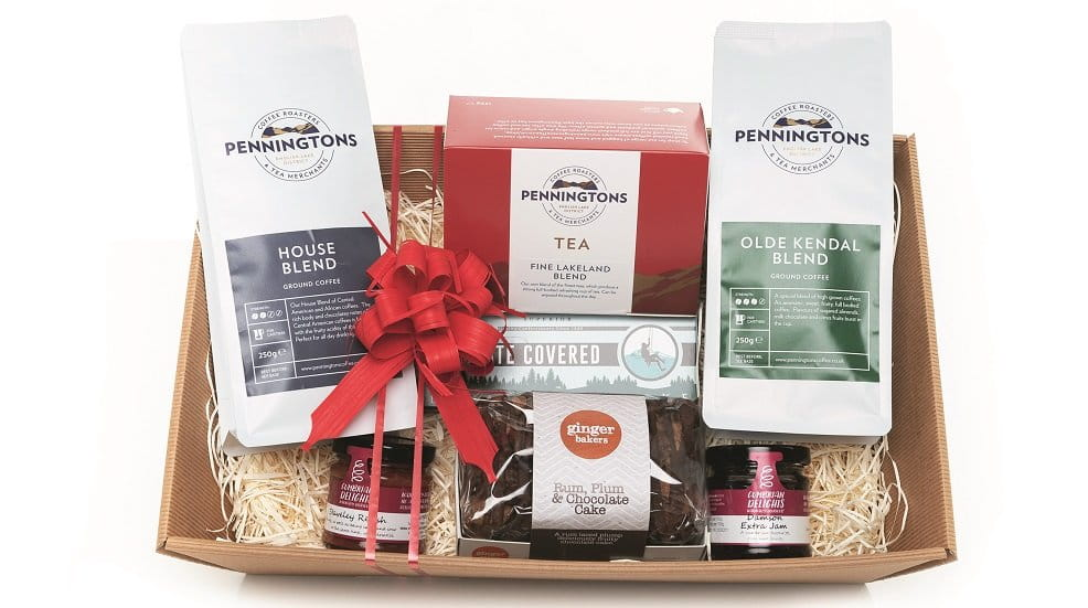 Westmorland luxury hamper