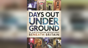 Cover of Days out under ground