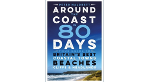 Around the coast in 80 days book cover