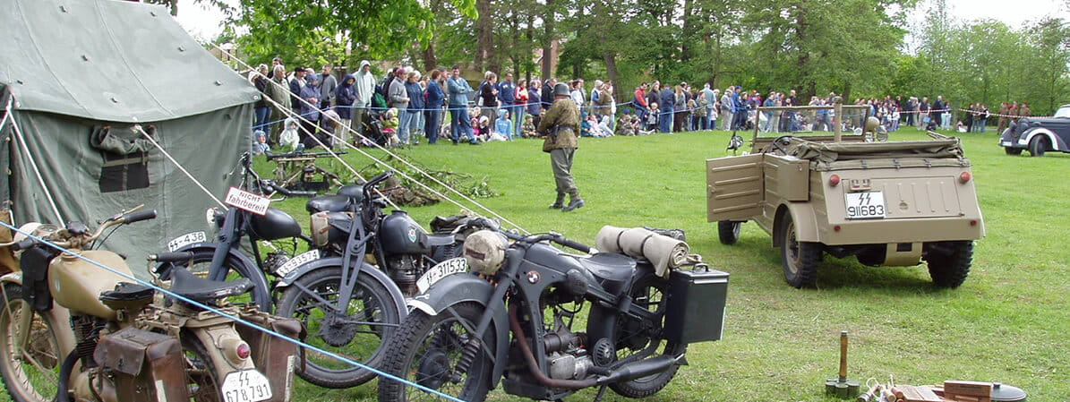 1940's army motorcycles