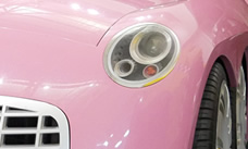 Lady penelope thunderbird car