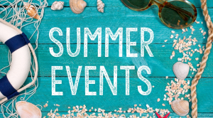 Summer Events Interests