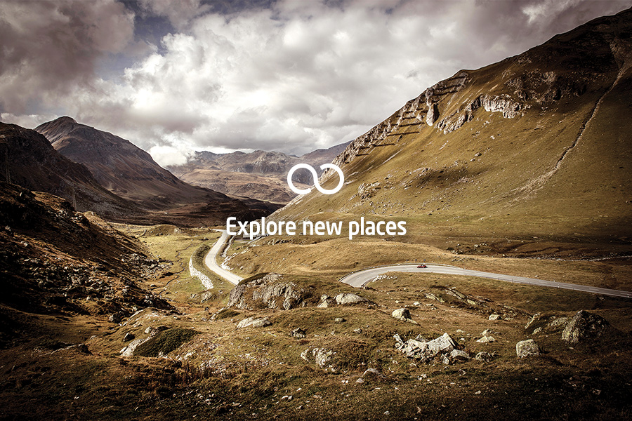 Boundless - Explore new places