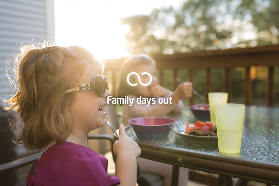 Boundless - Family days out