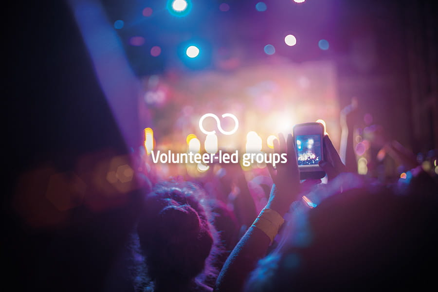 Boundless - Volunteer-led groups