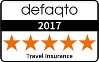 Defaqto 2016 Travel Insurance