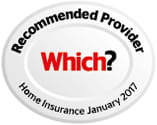 Recommended Provider Which? Home Insurance January 2017