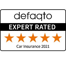 Car insurance defaqto 2021