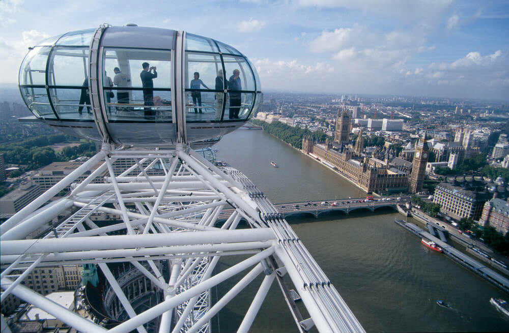Cheap London Eye Tickets & Discounts | London Eye Offers | Discount London