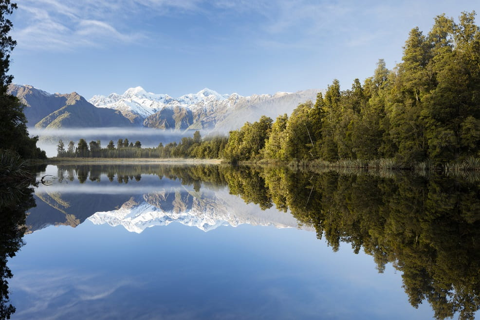 New Zealand - Mount Cook reflections
