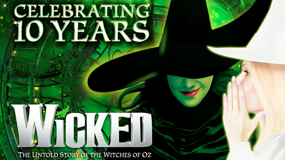 Image result for encore tickets wicked