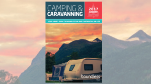 Camping and Caravanning 2017 Guide