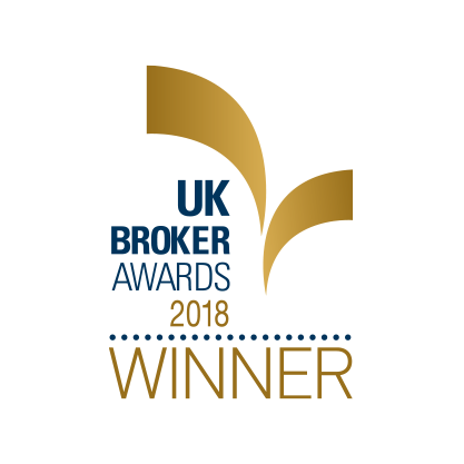 UK broker award