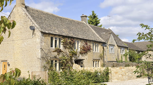 Cotswold Cottages Exterior
