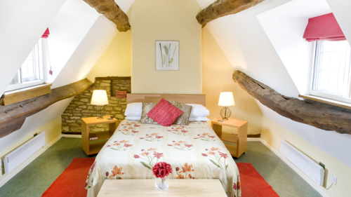 Lovingly Converted Bedrooms