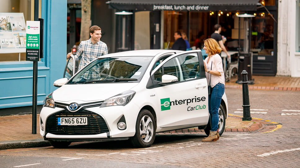 Enterprise Car Rental Bristol Uk