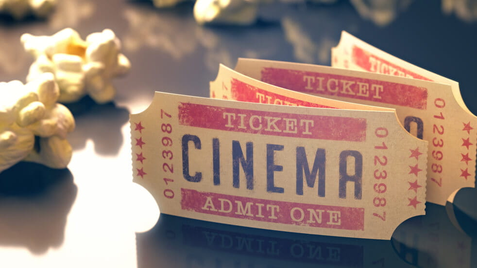 cinema vouchers