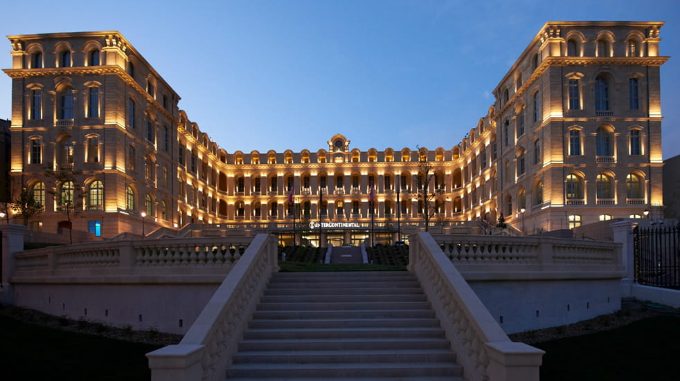 InterContinental Marseille Hotel