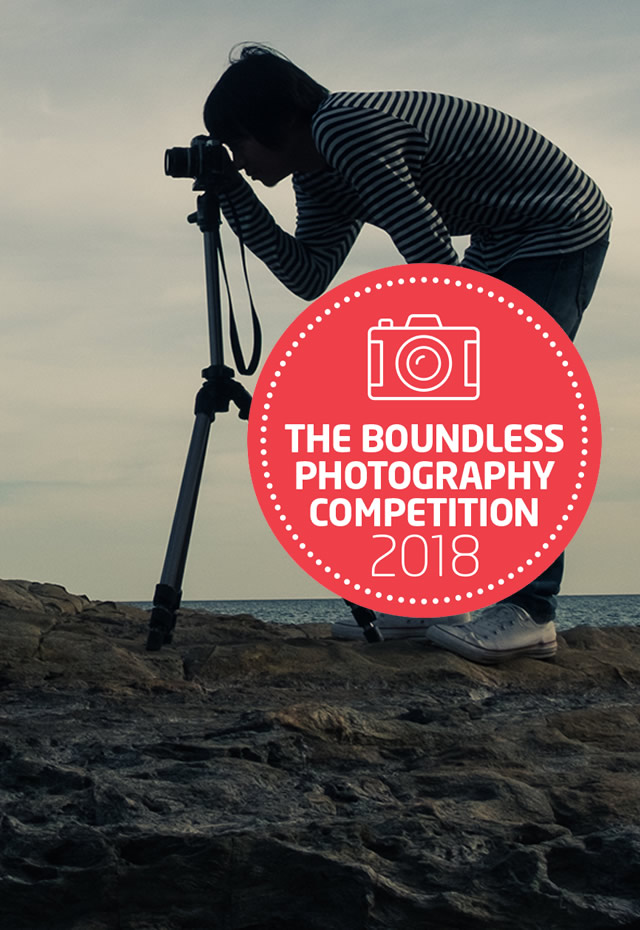 The Boundless Photography Competition 2018