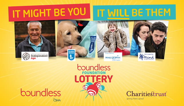 Boundless Lottery