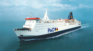 P and O ferry