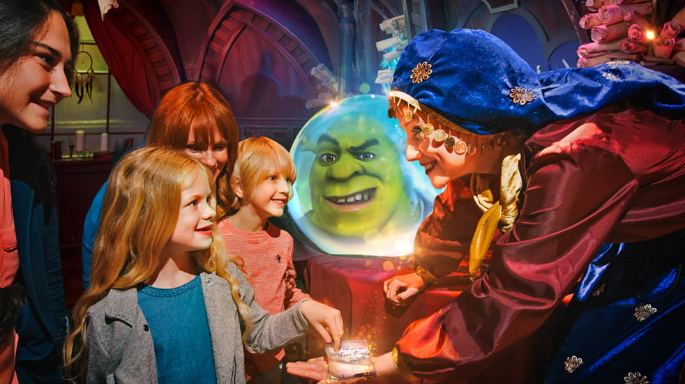 Dreamworld Shrek