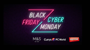 Black Friday / Cyber Monday banner