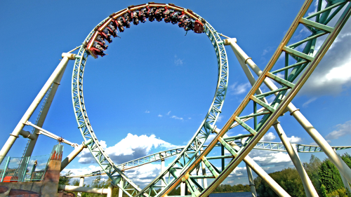 Colossus Rollercoaster