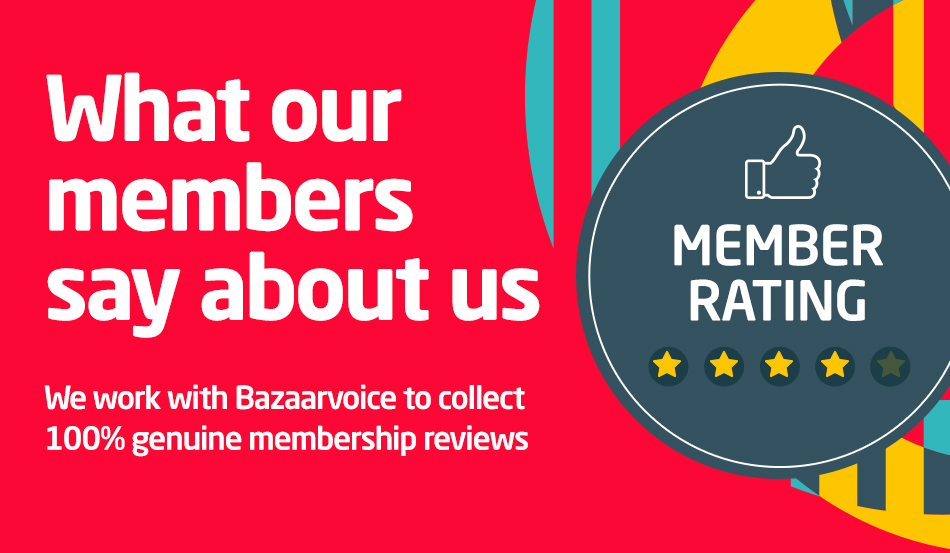 Read what our members say