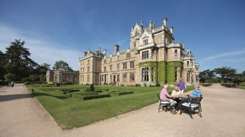 Thoresby Hall Hotel Nottinghampshire
